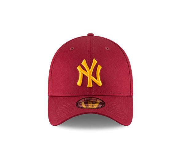 Casquette | NY NEW ERA bordeau - Invog