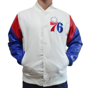 JACKET | NEW ERA PHILADELPHIA 76ERS - Invog