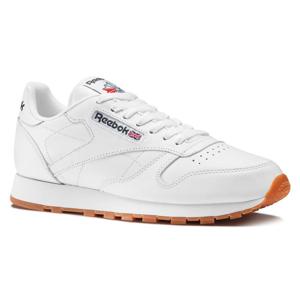 CHAUSSURE | Reebok Classic Leather White - Invog