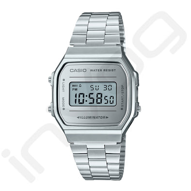 Montre | Casio Silver MIRROR - Invog