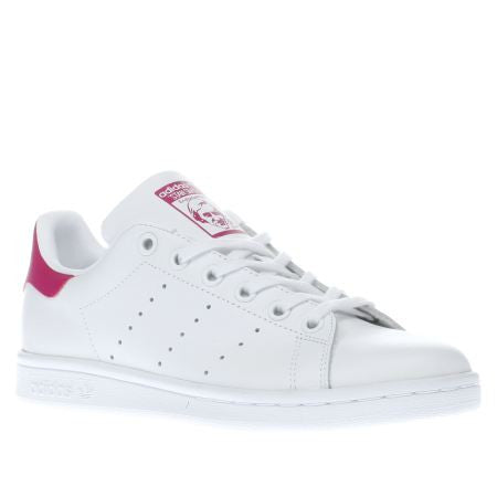 Chaussure | Adidas Stan Smith PINK pour filles - Invog