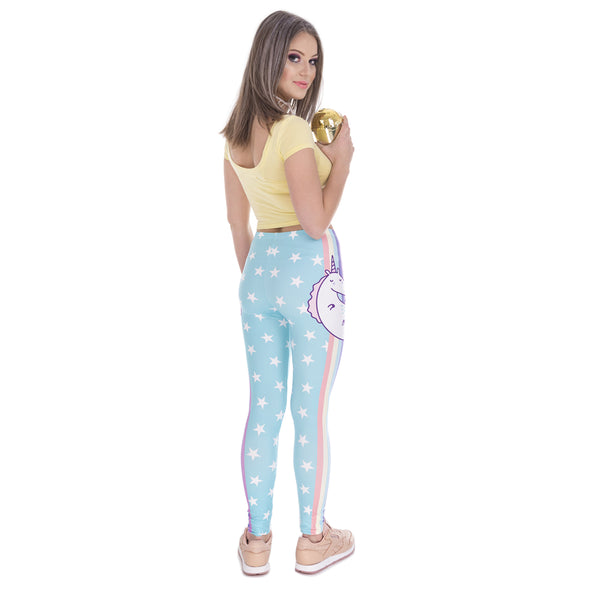 Unicorn Stars leggings - Invog
