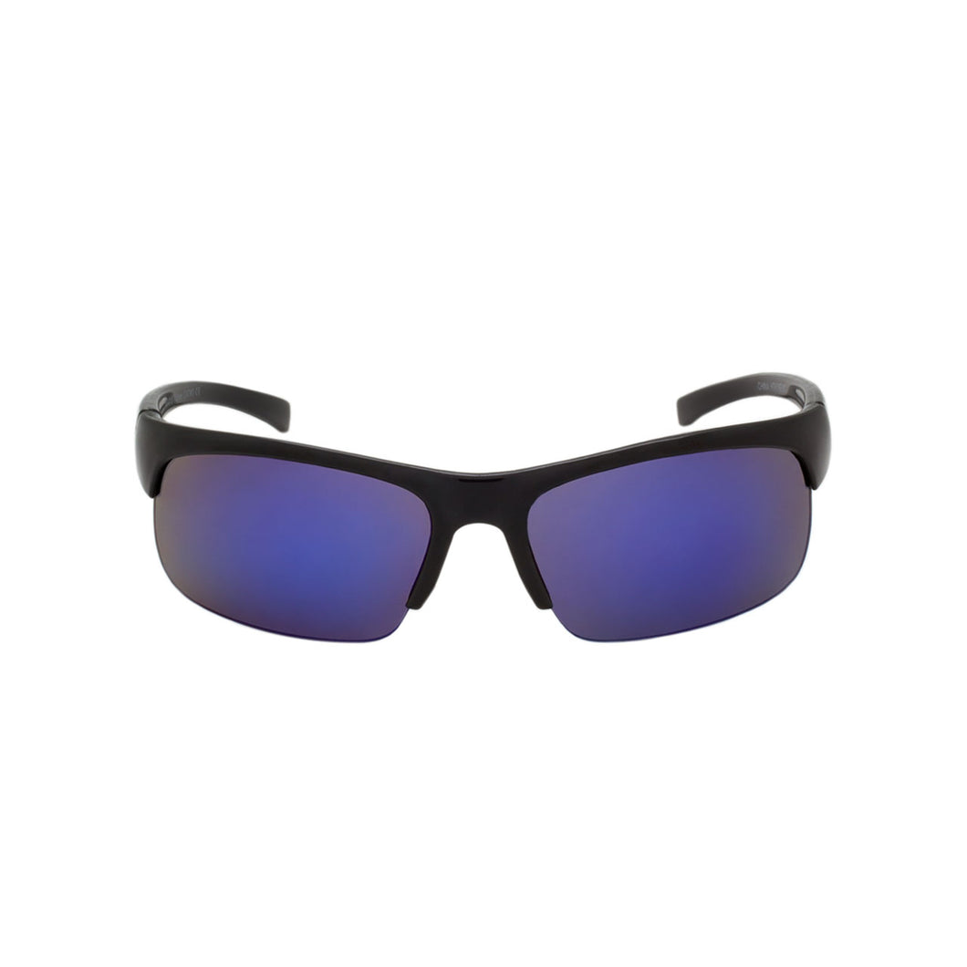 Boys Sport Wrap Sunglasses Maverick Midnight