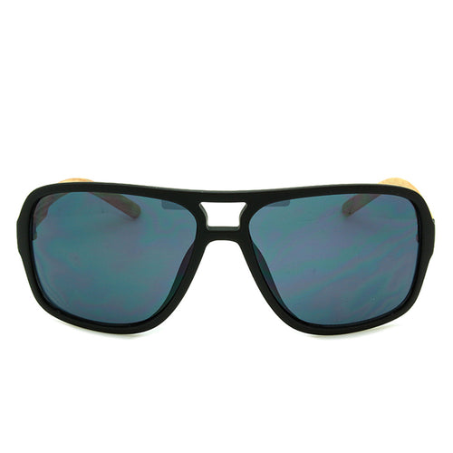 Boys Aviator Sunglasses Hollister Black/Wood