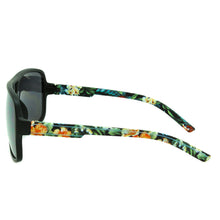 Boys Smoke Lens Aviators- Sunglasses - HTK07F-BLK