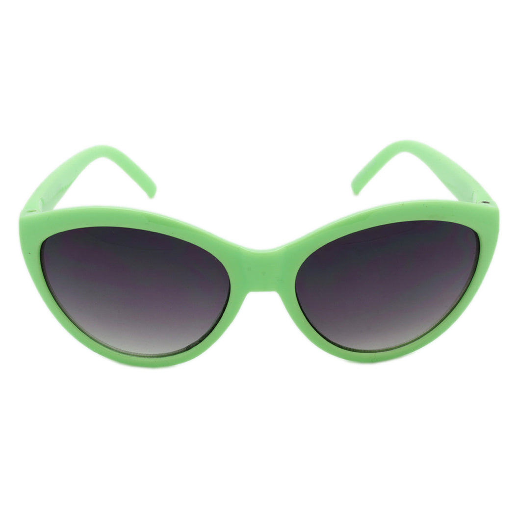 Children - Girls Cat Eye Sunglasses - HTK03I