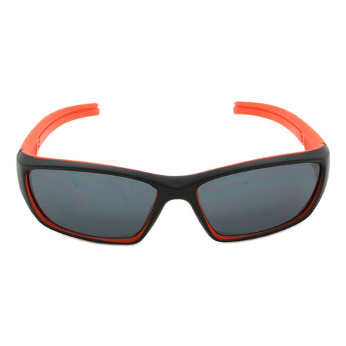 Boys Sport Sunglasses Daytona Red