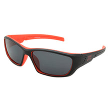 Boys Sport Polarized Sunglasses Daytona Black/Red