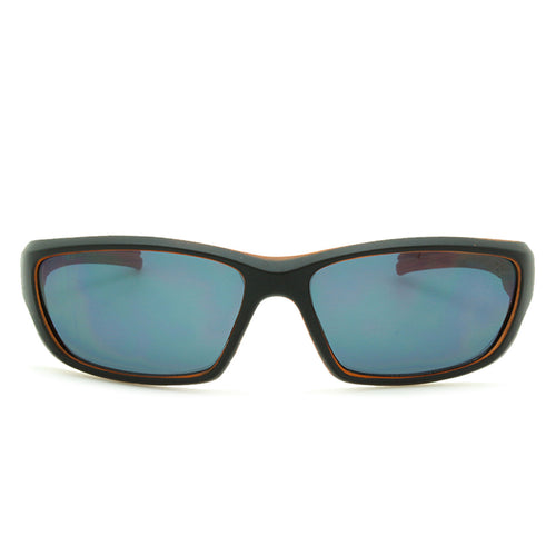 Boys Sport Sunglasses Daytona Black/Dark Wood