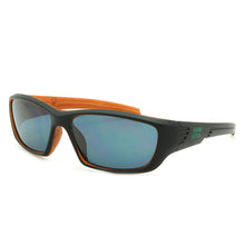 Boys Sport Polarized Sunglasses Daytona Black/Dark Wood