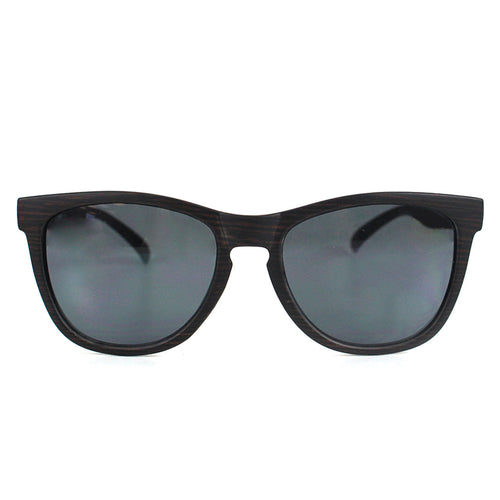 Unisex Classic Polarized Sunglasses Venice Black/Stripe Accent