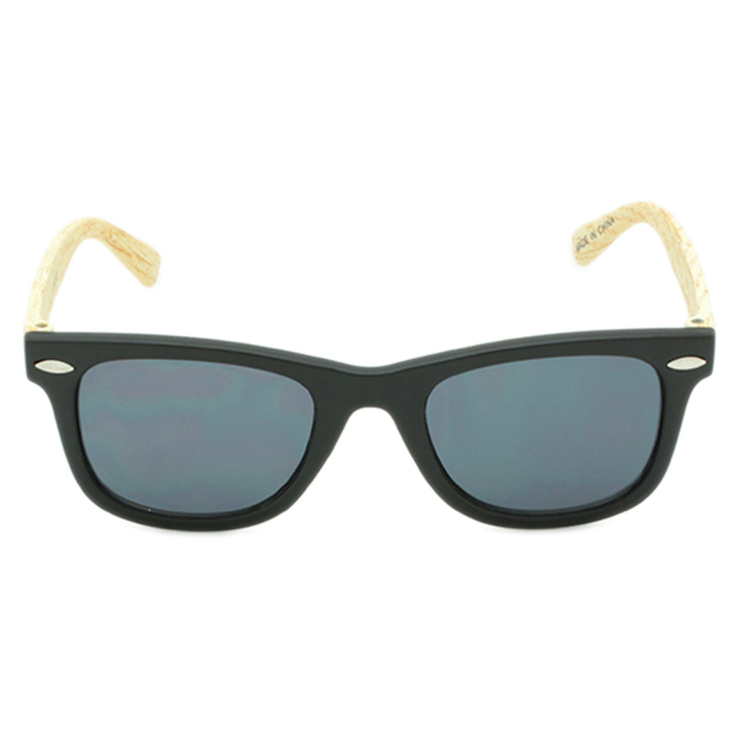 Babies Unisex Classic Sunglasses Windansea Smoke/Wood