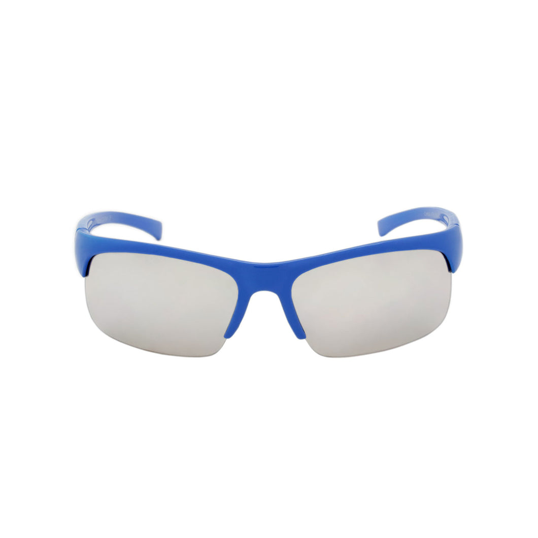 Boys Sport Wrap Sunglasses Maverick Sea Foam