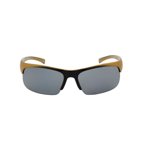 Boys Sport Wrap Sunglasses Maverick Gold