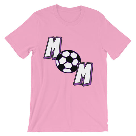Soccer mom (short sleeve t-shirt)