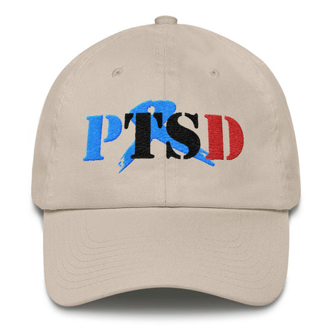 PTSD Awareness Hat