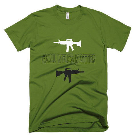 All rifles matter (T-shirt)