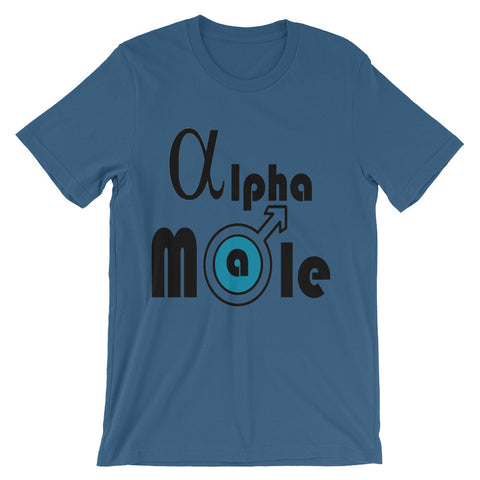 Alpha Male (short sleeve t-shirt)