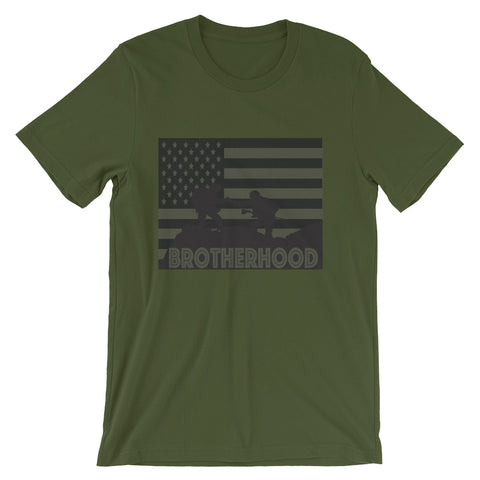 Brotherhood - Tango Down (Short-Sleeve Unisex T-Shirt)