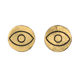 Alfil Gold Earrings