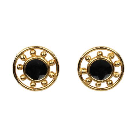 Blitz Gold Earrings Studs