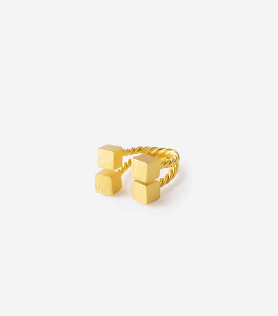 Orla Double Ring - Ethereal Shop