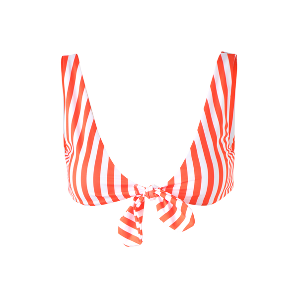 California Top Red Stripes