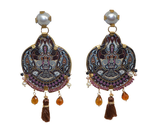 Farfalla Tharos Earrings