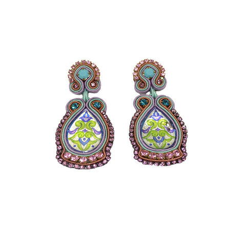 Acquarella Siena Earrings