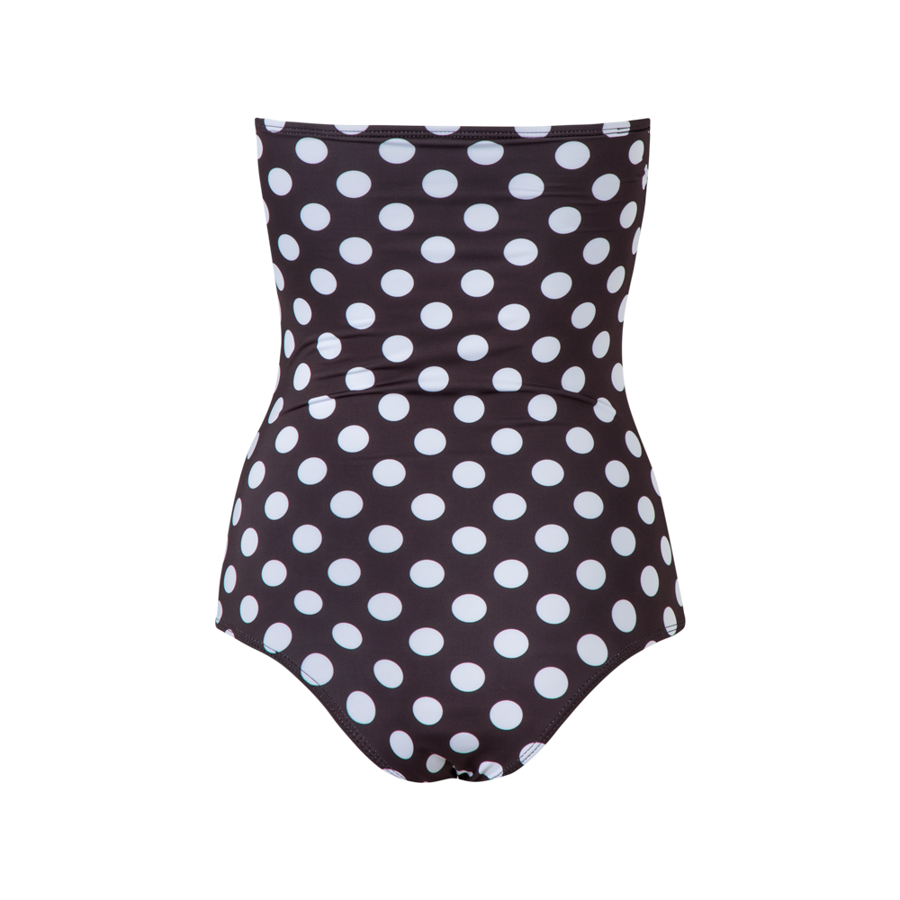 Fiji One Piece Black Dots - Ethereal Shop