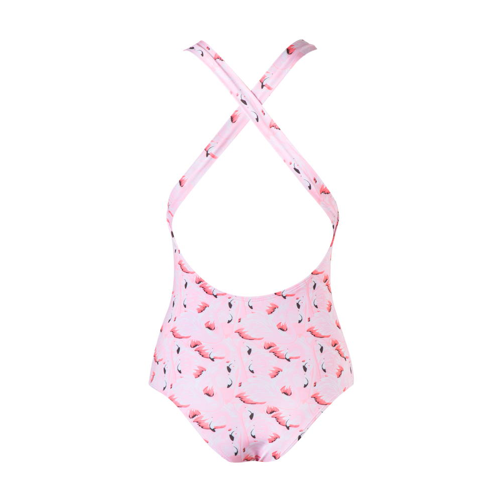 San Mateo One Piece Pink Flamingos - Ethereal Shop