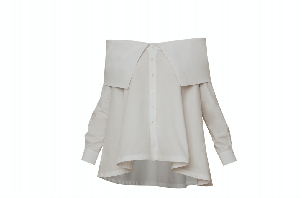 Off-white Clavel Blouse