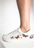 Butterflies Sneakers