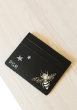 Queen Bee & Stars Card holder