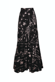 Carboncillo Black Delinda Maxi Skirt