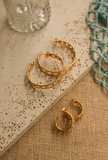 Ruta Small Hoops - Ethereal Shop