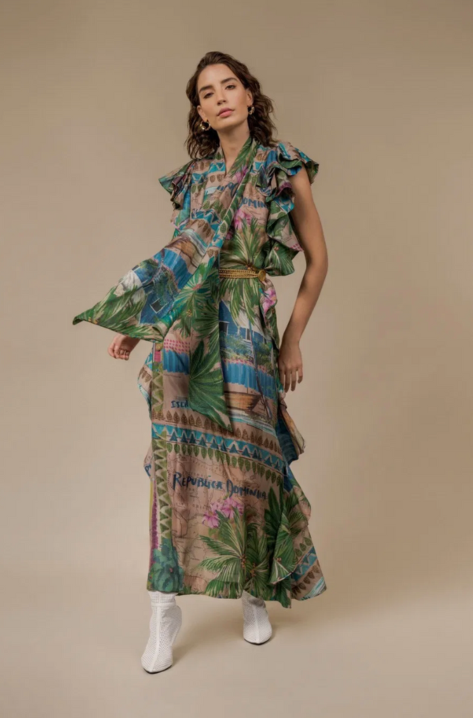 El Caribe Dress RD - Ethereal Shop