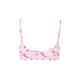 Sol Top Pink Flamingos - Ethereal Shop