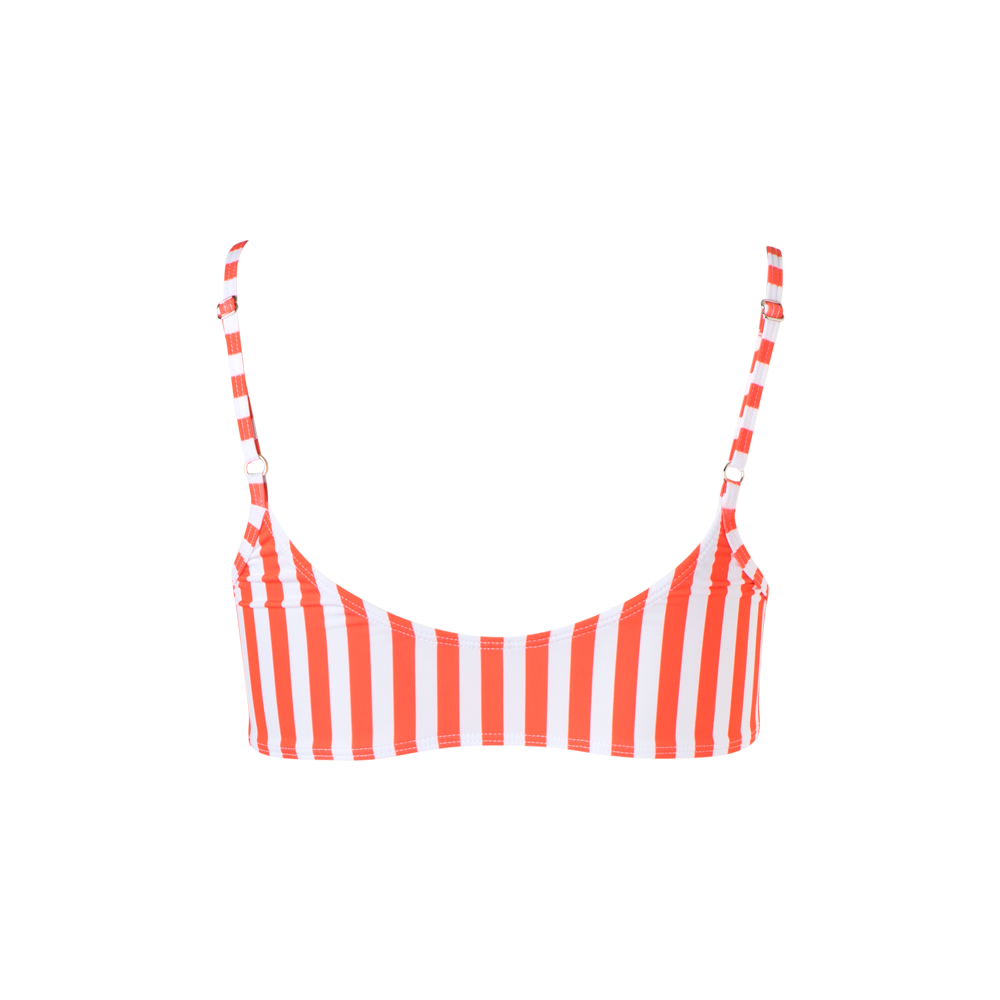 Sol Top Red Stripes - Ethereal Shop