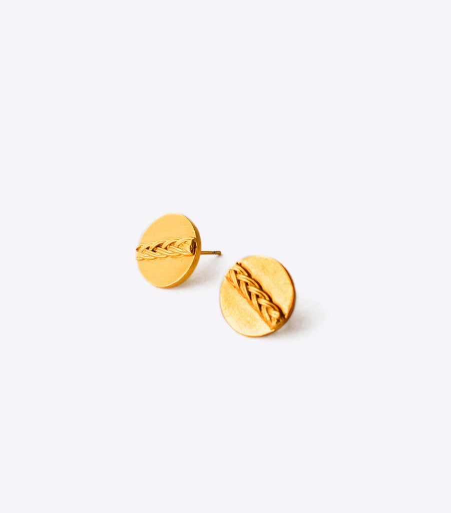 Etno Small Earrings - Ethereal Shop