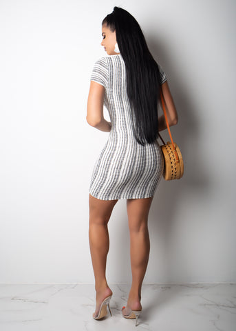 Lust Over Me Mini Dress