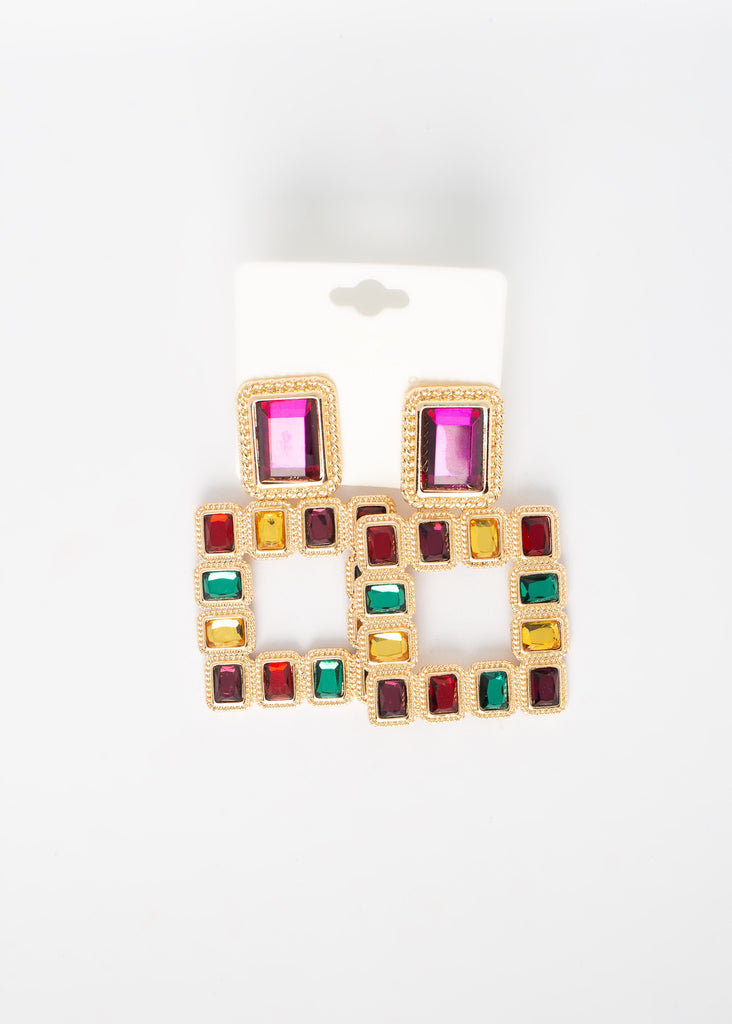 Colors Are Forever Earrings
