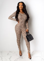 NonStop Cardigan Jumpsuit Set