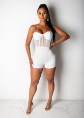 Come And Save Me Romper