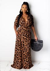 Mutual Attraction Maxi Dress