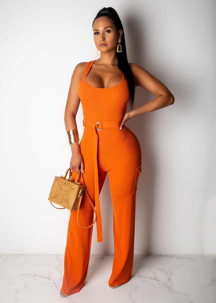 Sunday Cookout Jumpsuit