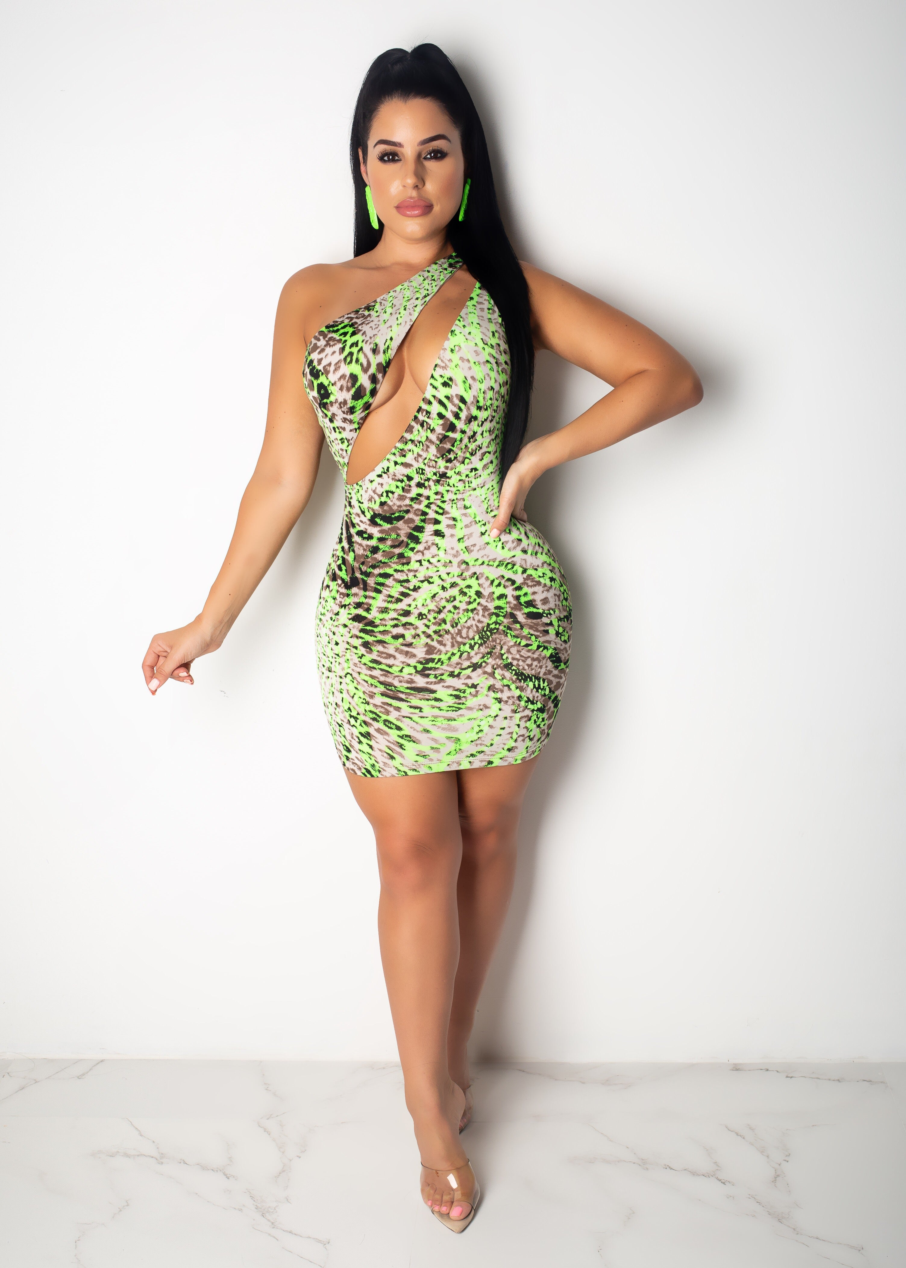 My Wild Side Mini Dress