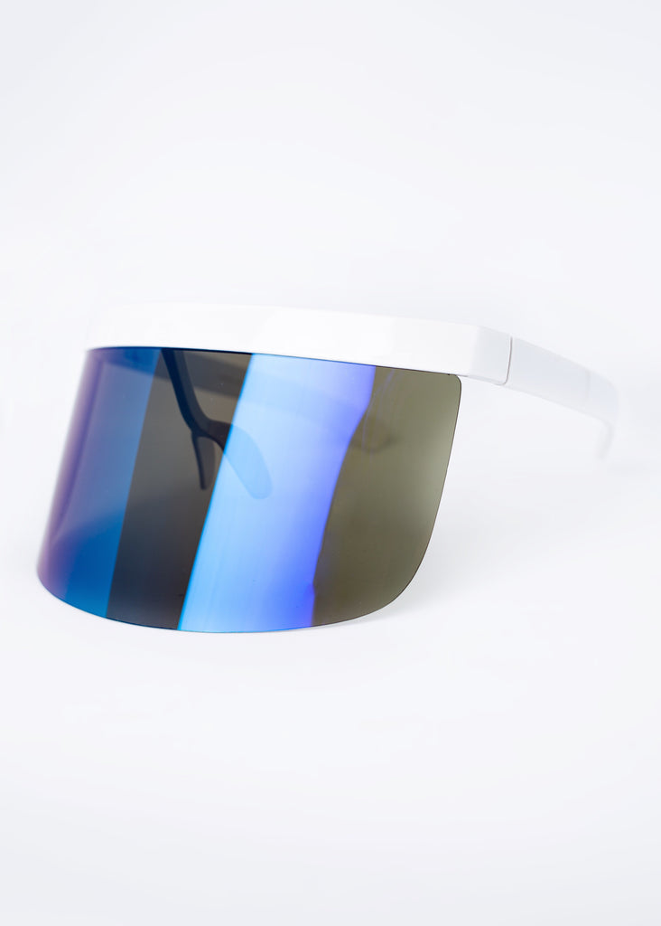 Can't Stop Me Shield Glasses