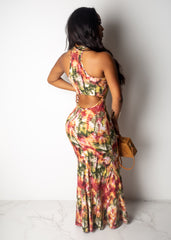 So Complicated Maxi Dress