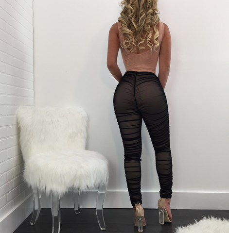 Kim K Mesh Leggings